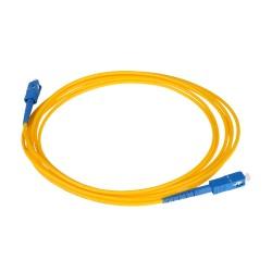CABO OPTICO SC/UPC 2 METROS FO-P10 PLUSCABLE