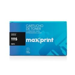 TONER MAXPRINT COMPATÍVEL SAMSUNG MLT-D111S MOD 111S PRETO