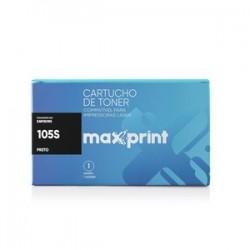 TONER MAXPRINT COMPATÍVEL SAMSUNG MLT-D105S MOD 105S PRETO