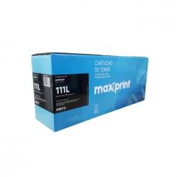 TONER MAXPRINT COMPATÍVEL SAMSUNG MLT-D111L MOD 111L PRETO