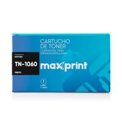 TONER MAXPRINT COMPATÍVEL BROTHER MOD TN-1060 PRETO