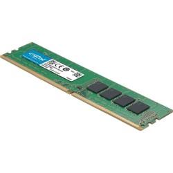 MEMÓRIA DDR4 8GB 2666 CRUCIAL