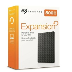 HD EXTERNO USB 500GB 2.5 SEAGATE EXPANSION