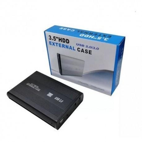 GAVETA EXTERNA USB 2.0 HD 3,5 SATA ANJ MOD 1016