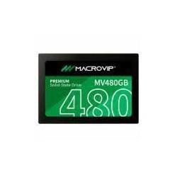 HD SSD 480GB SATA MACROVIP MV480GB