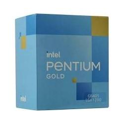 PROCESSADOR INTEL PENTIUM G6405 4.1 GHZ BOX 1200P ( 10ª Geração )