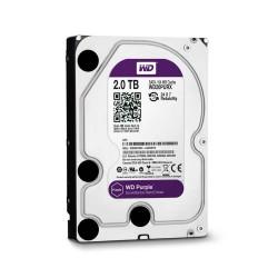 HD SATA 2000GB WD PURPLE 5400 RPM