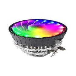 COOLER KNUP AMD / INTEL LED 1150P / 1151P / 1155P MOD KP-VR301