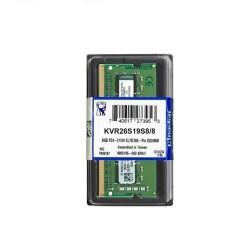 MEMÓRIA P/ NOTEBOOK DDR4 8GB 2666 KINGSTON
