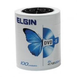 DVD-R 100 UNIDADES ELGIN MOD 82050