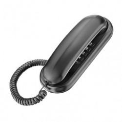 TELEFONE C/ FIO ELGIN TCF1000 ESTILO GÔNDOLA PRETO