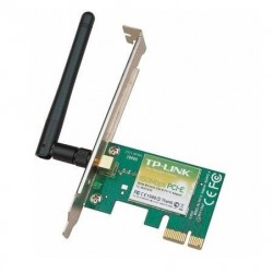 PLACA REDE PCI EXPRESS WIRELESS TP-LINK 150MBPS TL-WN781ND ( 05 anos garantia )