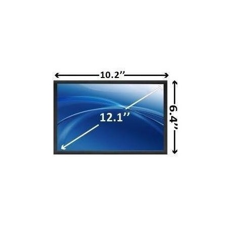 TELA NETBOOK LED 12.1 HSD121PHW1
