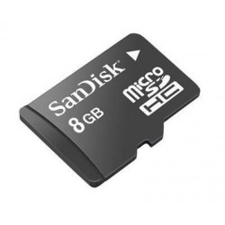 MICRO SD 8GB KINGSTON CLASS 10