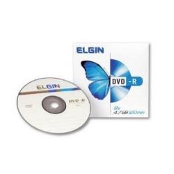 DVD-R 1 UNIDADE ENVELOPE ELGIN MOD 82099