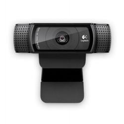 WEBCAM LOGITECH MOD C920 HD PRO 1080P PRETA