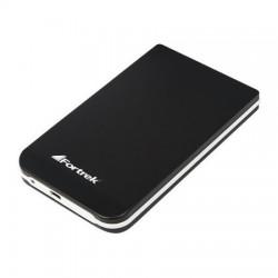 GAVETA EXTERNA USB HD 2,5 FORTREK HDC-251 MOD 52573 PRETO