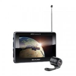 GPS TRACKER 3 - 7.0 C/ CÂMERA RÉ + TV + FM MULTILASER MOD GP039