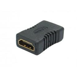 ADAPTADOR HDMI FEMEA / FEMEA HARDLINE MOD HL-HDMI F/F