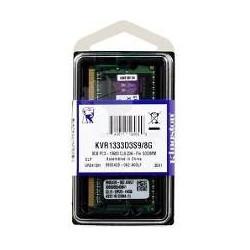 MEMÓRIA P/NOTEBOOK DDR3 8 GB 1333 KINGSTON (1 ano garantia)