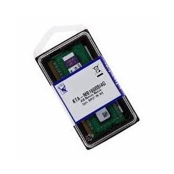 MEMÓRIA P/NOTEBOOK DDR3 4 GB 1600 KINGSTON (1 ano garantia)