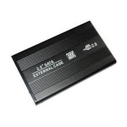 GAVETA EXTERNA USB HD 2,5 SATA