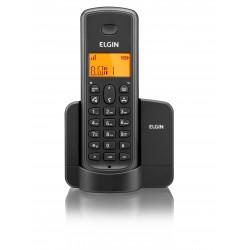 TELEFONE S/ FIO ELGIN TSF8001 VIVA-VOZ / DECT 6.0 PRETO