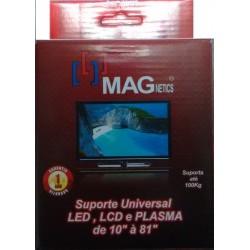 SUPORTE TV INCLINAÇÃO 4 LCD/LED MAG 10 - 71 (polegadas)