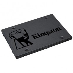 HD SSD 480GB SATA III KINGSTON A400 (1 ano garantia)
