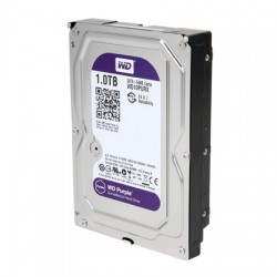 HD SATA 1000GB WD PURPLE 7200 RPM (1 ano garantia)