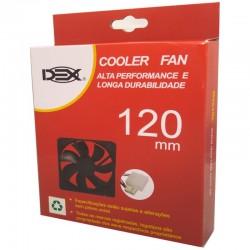 COOLER P/ GABINETE DEX 12X12 MOD DX-12C