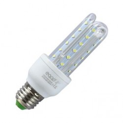 LÂMPADA LED 3U ECO 7W