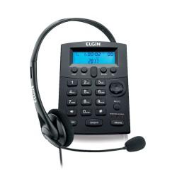 TELEFONE HEADSET ELGIN MOD HST-8000