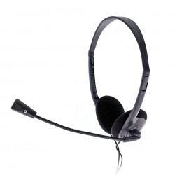 HEADSET C/ MICROFONE HOOPSON MOD F-024