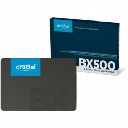 HD SSD 240GB SATA CRUCIAL BX500