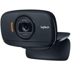 WEBCAM LOGITECH MOD C525 HD HD 720P PRETA