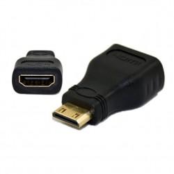 ADAPTADOR HDMI FÊMEA / HDMI MACHO MOD 1640