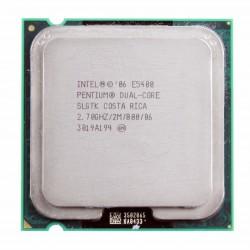 PROCESSADOR INTEL DUAL-COR E5400 2.7GHZ OEM 775P
