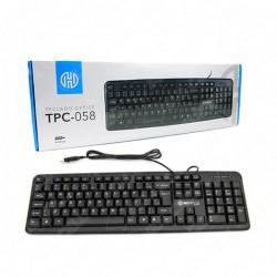 TECLADO HOOPSON USB MOD TPC-058