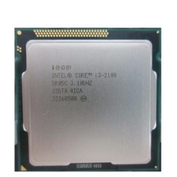 PROCESSADOR INTEL CORE i3-2100 3.10 GHZ OEM 1155P