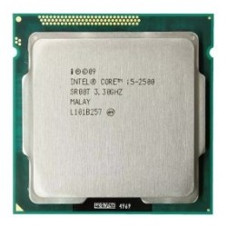 PROCESSADOR INTEL CORE i5-2500 3.30 GHZ OEM 1155P
