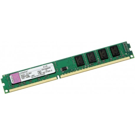 MEMÓRIA DDR3 2GB 1333 KINGSTON