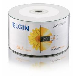 DVD-R 50 UNIDADES ELGIN MOD 82201
