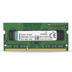 MEMÓRIA P/ NOTEBOOK DDR3 4GB 1333 KINGSTON