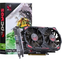 PLACA VÍDEO 2GB PCI EXPRESS PCYES RADEON GTX 750 TI