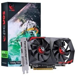 PLACA VÍDEO 2GB PCI EXPRESS PCYES GFORCE GTX 1050 DDR5