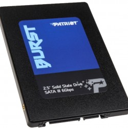 HD SSD 120GB SATA III PATRIOT