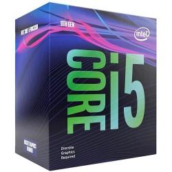 PROCESSADOR INTEL CORE i5-9400F 2.90 GHZ BOX 1151P (8º Geração)