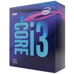 PROCESSADOR INTEL CORE i3-8100 3.60 GHZ BOX 1151P (9º Geração)