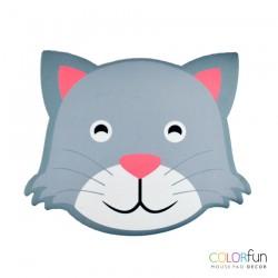 PAD MOUSE DECOR COLORFUN CAT RELIZA